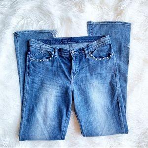 Rock & Republic Studded Kasandra Jeans Size 12